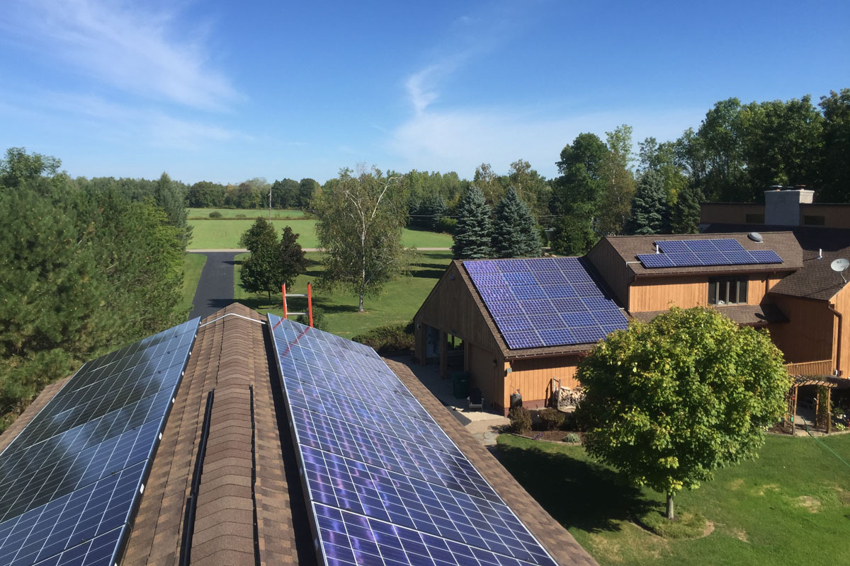 3 of the Best Roof Types for Solar Panels in Rochester