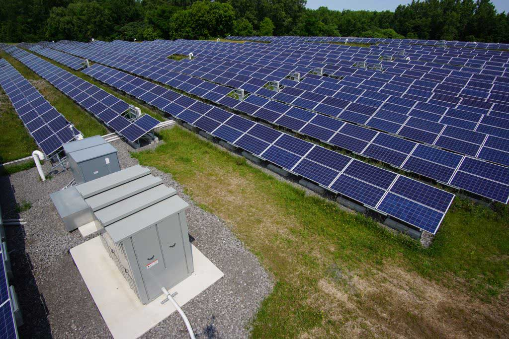 Our Community Solar Development in the Greater Rochester Area