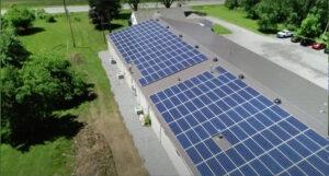 image of R D Specialties solar array