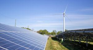 image of the Harbec Plastics solar array