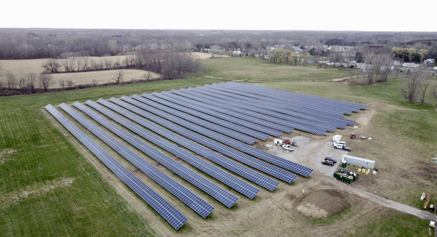Leenhouts Family and GreenSpark Solar Develop Local Solar Farm