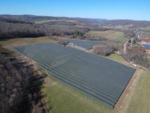 Lodestar solar array